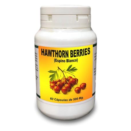 Espino Blanco (Hawthorn Berries)